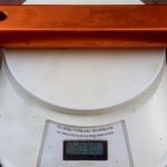 Fuselage Gewicht