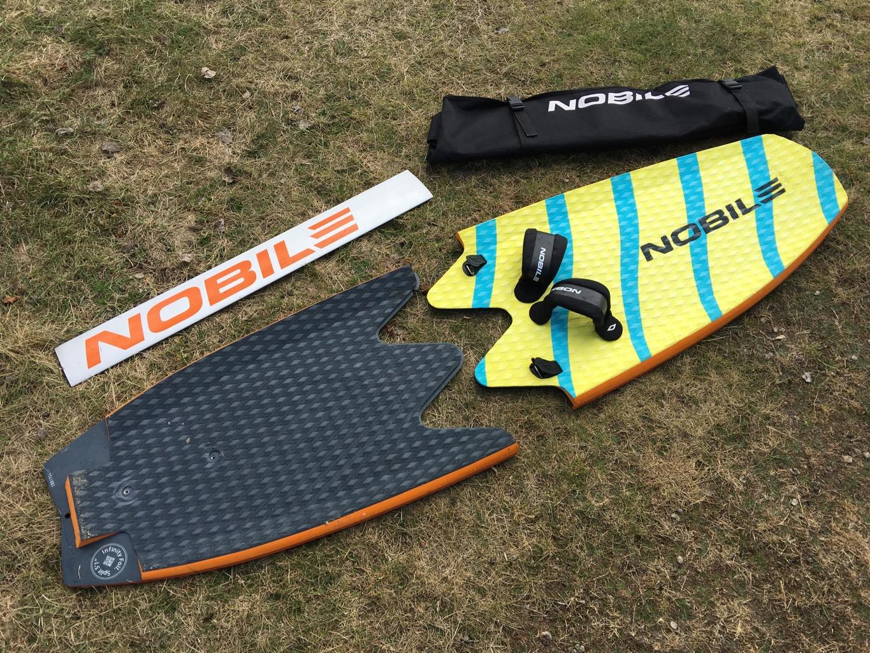 Nobile Infinity Splitboard Foilboard