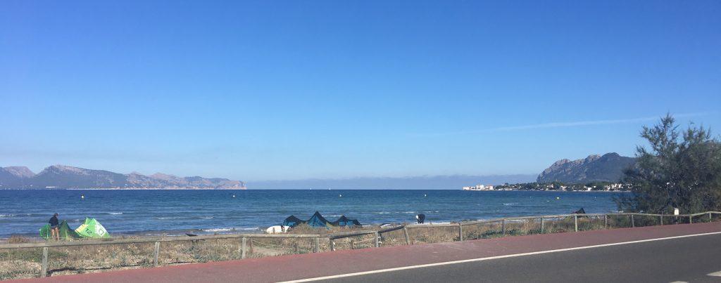 Mallorca, Bucht von Pollensa